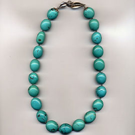 Sold - Variations Available to Order (Turquoise beads are one of a kind)