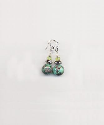 Earrings by Lori Klein Design