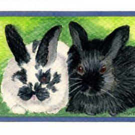 Bunnies - Card #RTFD99 $4