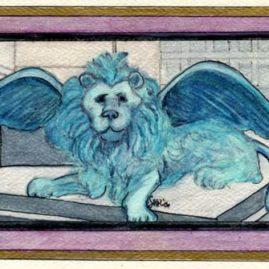 Lion of Venice - Card #RTKbd06 $4
