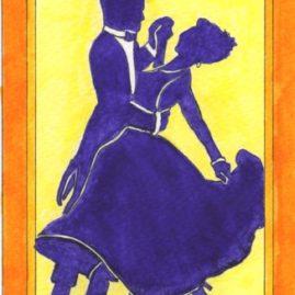 Dancers - JGA:ABK14 $4